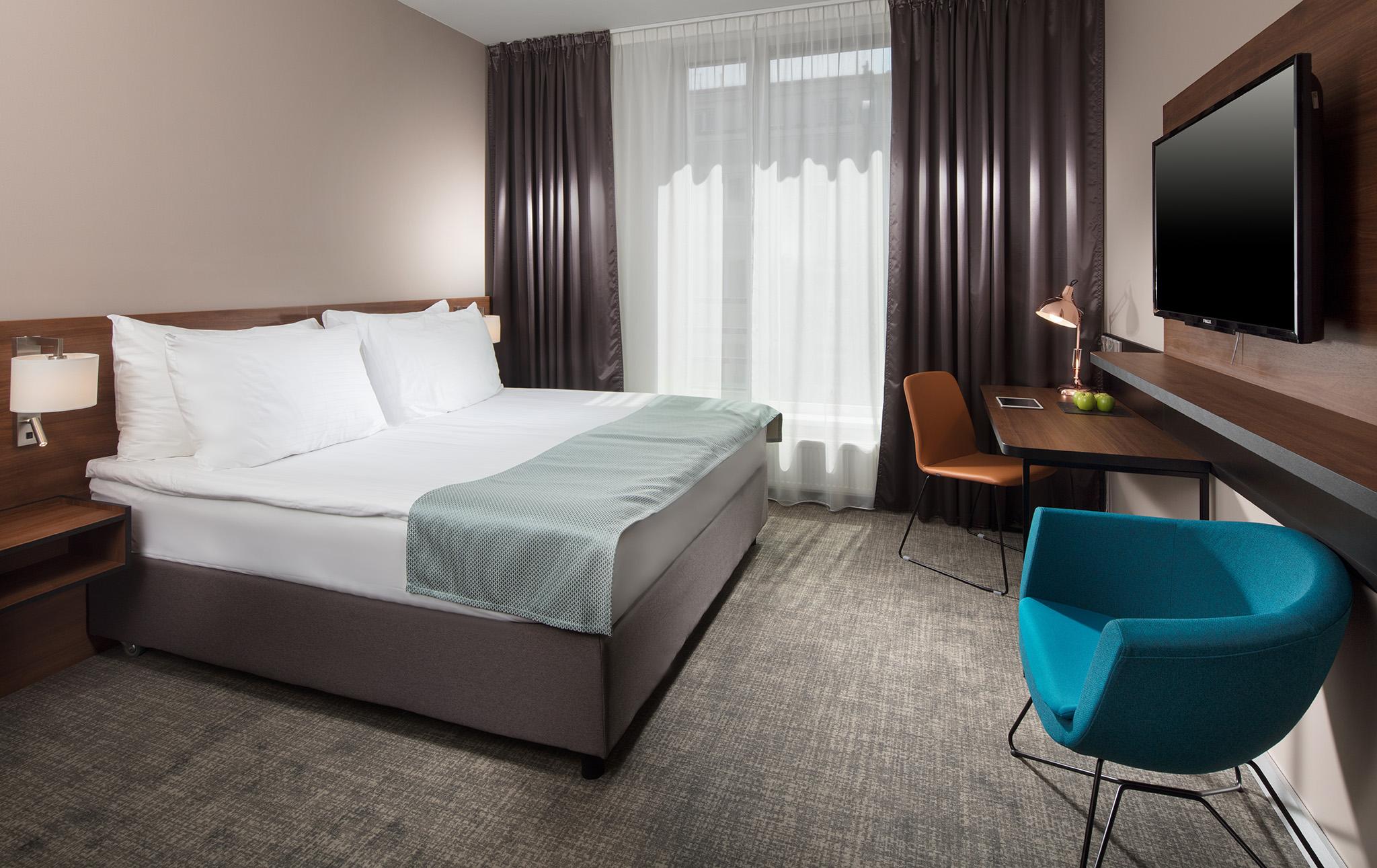 Holiday Inn Prague Congress Centre_Standard Room_1